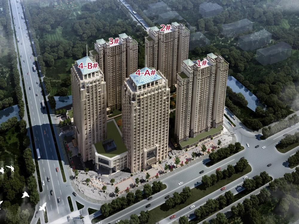 云鼎国际公寓楼号图