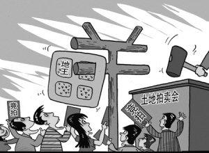 1月总结:宿州土地供1宗成交9宗 吸金5.48亿