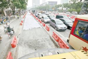 铜沛路东段改建项目竣工