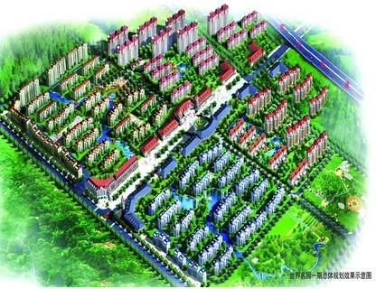 汇金世界城楼号图