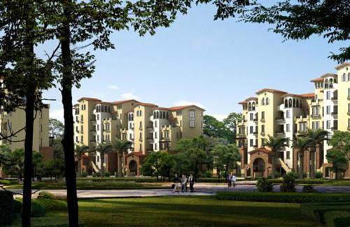 圣园:现推出25套湖景3房户型特惠房