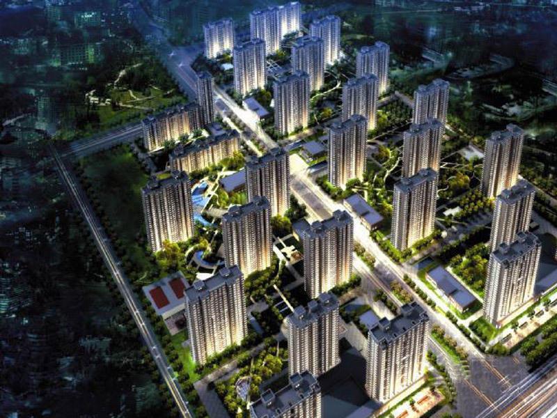 北京新天地楼号图