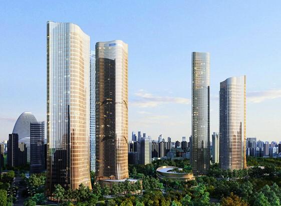 昆泰嘉瑞中心·公寓开始优惠认购