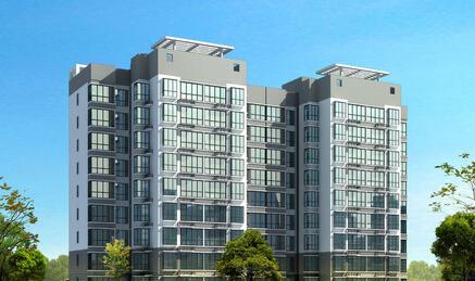 联合福邸项目在售 主推82-200平户型