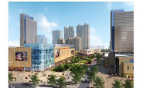 五洲国际广场_五洲国际广场10#楼清盘,57㎡2套、81㎡最后一套小户型在售,清盘均价5000元/㎡。
