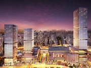 華潤10億競得馬尾自貿區的概念地王  或将推高房價