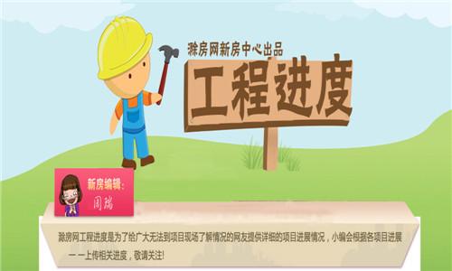 滁州市7月工程进度比比哪家强!