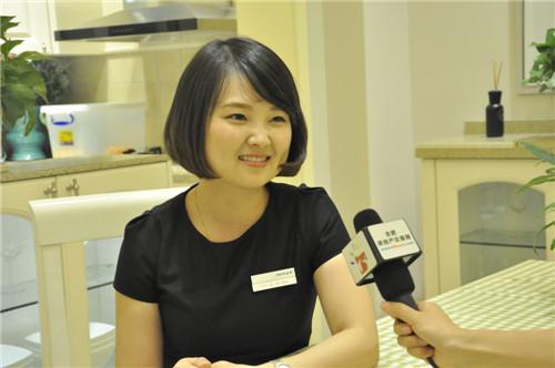 【专访】志邦厨柜红星信地店店长吴琪:知新·创变
