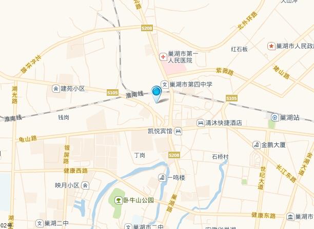 青岛龙湖天璞交通图