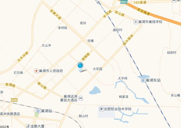光盛·紫御城交通图