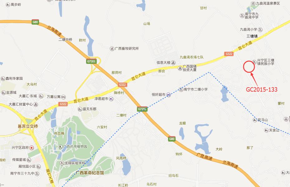 【预告】兴宁区84亩纯住宅用地9月25日挂牌