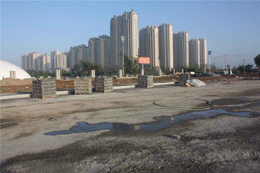 实地探营:滁宁公交中转站