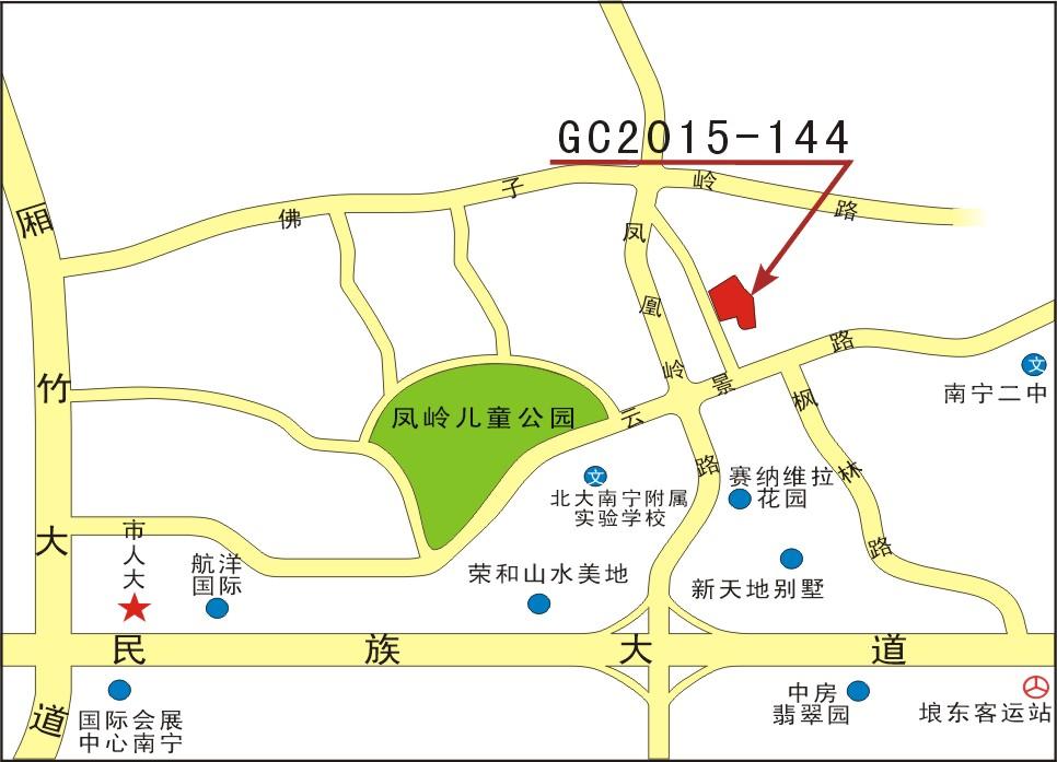 【预报】10月南宁出让734亩地 环比翻一番