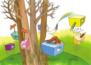 《农村孩子报》创刊30周年 转型发展 服务农村孩子