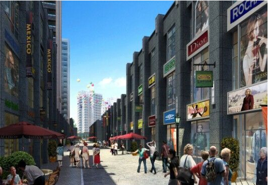商铺解析┃曼哈顿财富广场成熟商业 投资潜力大