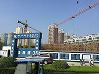 四季花城:10月工程进度 30#开始建设