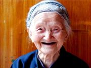 宿州市现有600余位百岁老人 其中萧县百岁老人最多