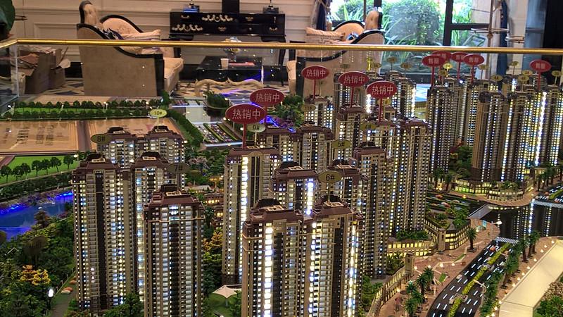中海国际社区楼号图