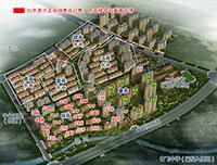 贝林阳江港湾:10月工程进度  铭苑绿化进行中