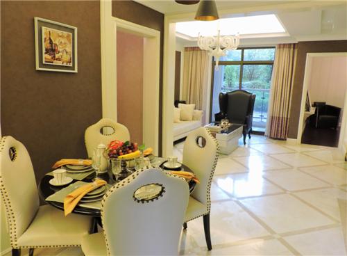 柏庄香域:88㎡两居室 打造优雅生活