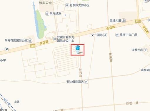 尚泽琪瑞康郡交通图