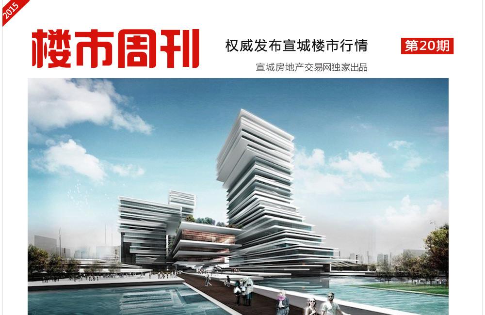 楼市周刊第20期:宣城开发商喜迎返乡置业潮