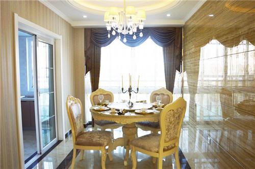 临水苑A户型130m² 三室两厅一厨两卫样板间赏析