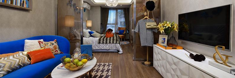 买房必看:一分钟看懂宿州万达广场精装公寓