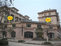 国鑫世纪新城:12月工程进度  商业门窗安装
