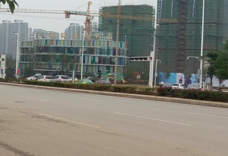 12月红谷瑞仕城际广场7#住宅已建设过半
