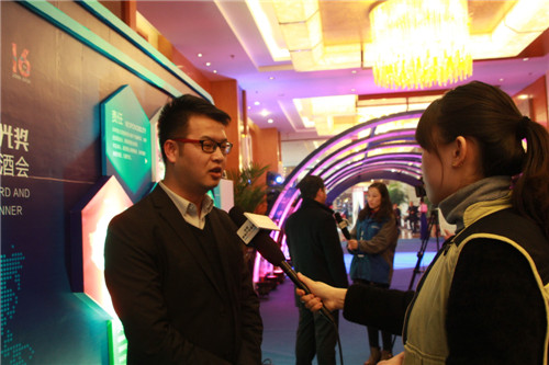 中国地产星光奖盛典专访:华然装饰集团刘震