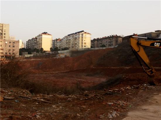 丹桂园:1月工程进度 一期过滤网基本拆除