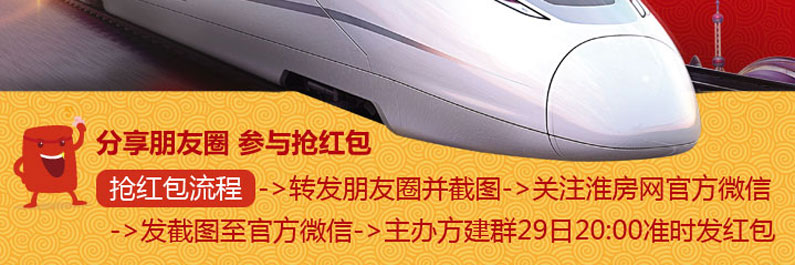 注意咯!安房网新年送红包 返乡买房享优惠