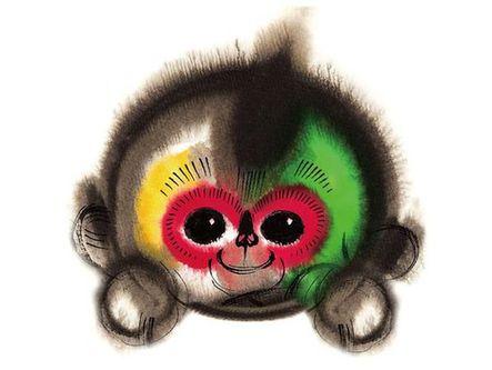 猴年吉祥物虽丑 但猴年的好房子必须要有