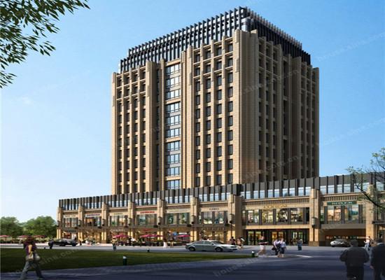 大兴瑞公馆30-70平公寓预计约25000元
