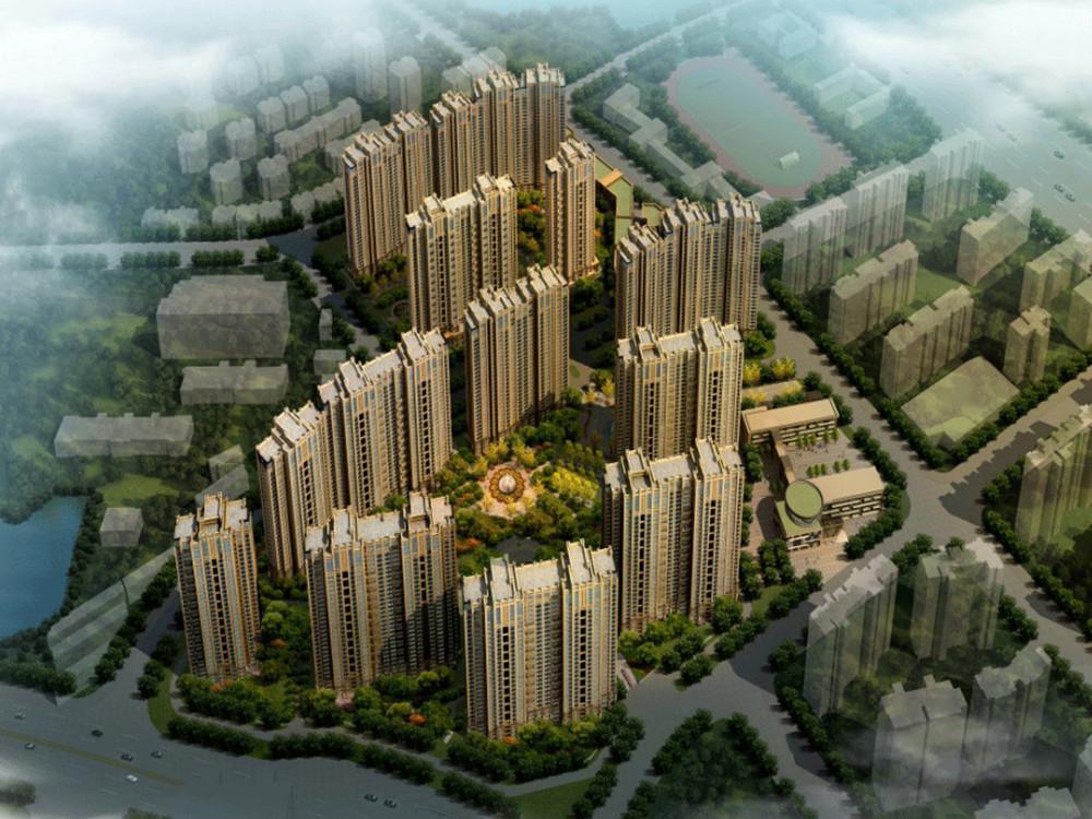 东方龙城楼号图