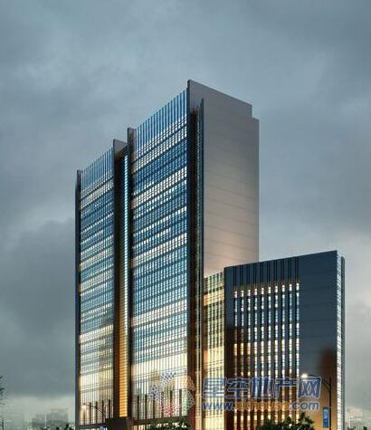南京越洋国际商务中心楼号图
