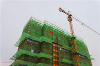 华邦书香里3月工程进度 10#建*第5层