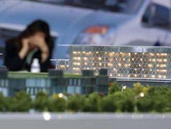 统计局:一季度楼市销售额涨54% 库存7.35亿平米
