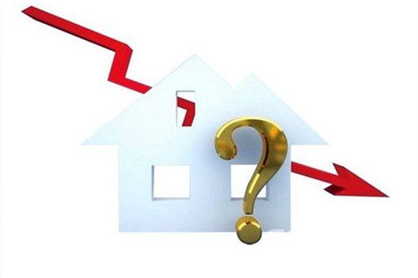 過去一年房價只剩高雄挺住 台北房價年摔10%