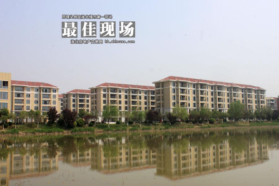 桓湖花园 湖居生活