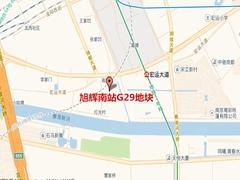 旭辉铂悦秦淮交通图