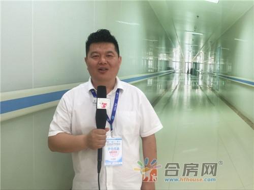专访大区总监刘龙:蒙娜丽莎陶瓷薄板如何打造绿色医院?