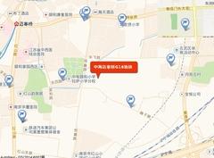 中海玄武公馆交通图