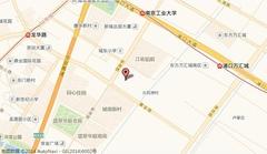 中建国熙台交通图