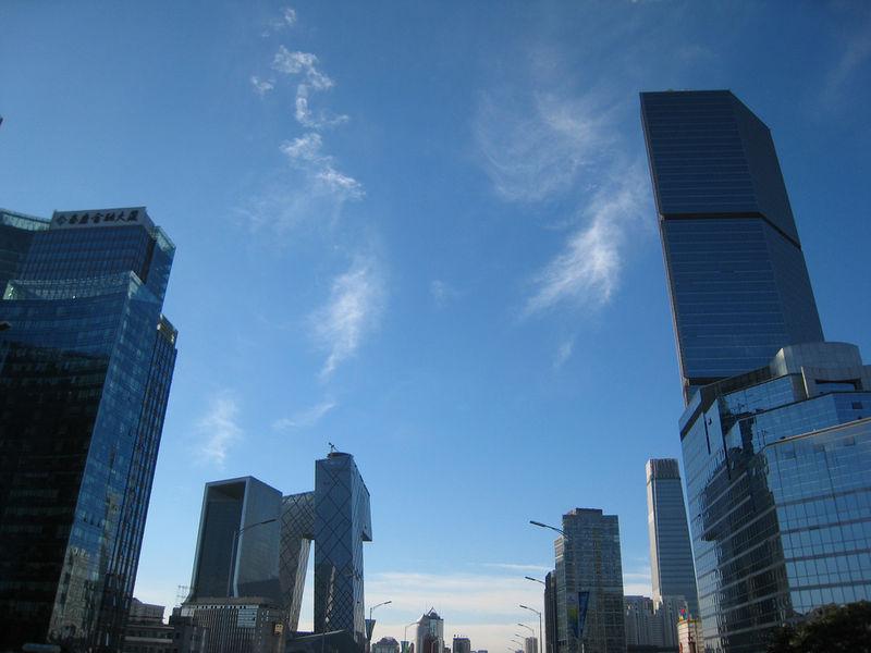 金地商置联合国外公司开发华尔街新* 高度335米