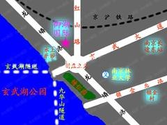 证大御湖国际交通图