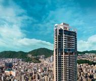 香港房产-香港西九龙亮賢居鹤立於旧