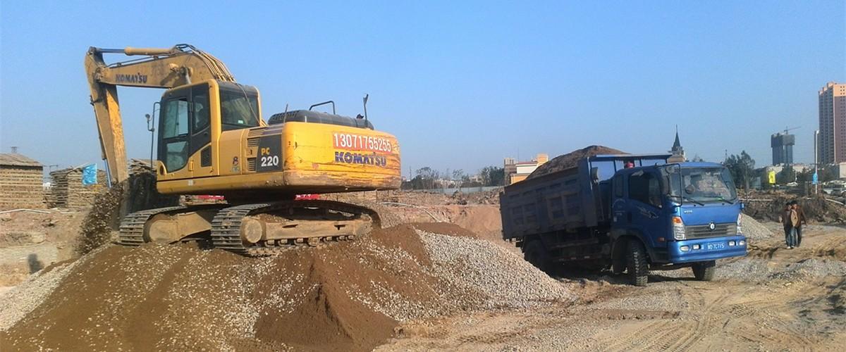 城建播报:铜陵沿江公路改造如火如荼建设中