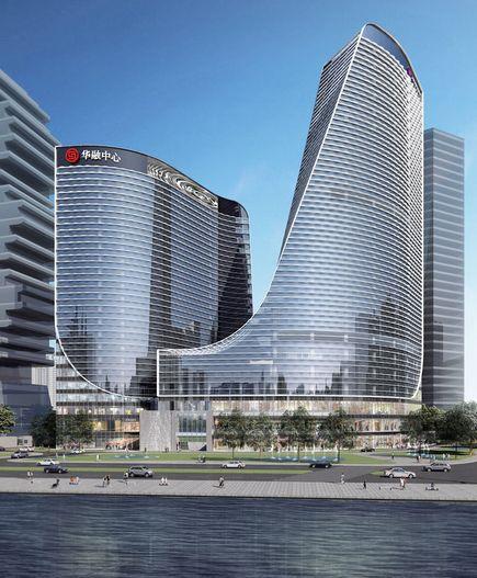 中國華融大廈楼号图